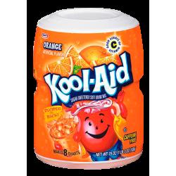 Kool-Aid Orange - Tub
