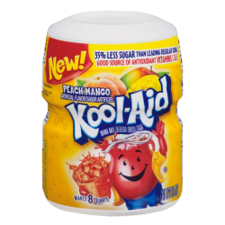 Kool-Aid Peach Mango - Tub
