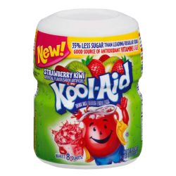 Kool-Aid Strawberry Kiwi - Tub