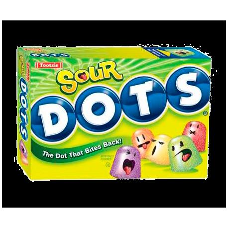 Tootsie Sour Dots