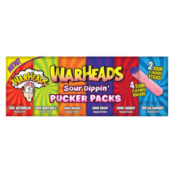 WarHeads Sour Pucker Pack 24g