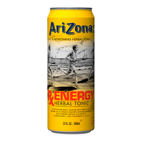 Arizona RX Energy Herbal Tonic