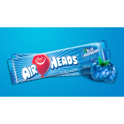 Air Heads Bars Blue Raspberry