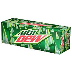 Mountain Dew Original (US) Case of 12