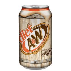 A&W Diet Root Beer 355ml