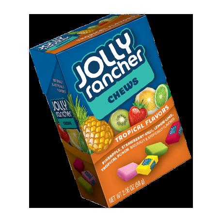 Jolly Rancher Chews Tropical Box