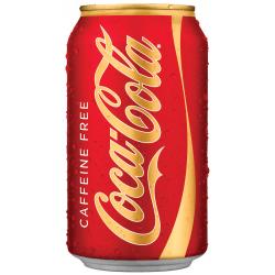 Coca Cola Caffeine Free Can 355ml