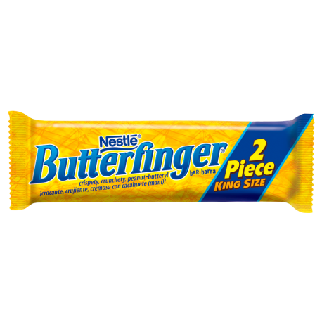 Butterfinger King Size Bar The American Candy Store